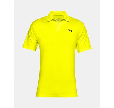 TimeForGolf - Under Armour polo Performance 2.0 žluté