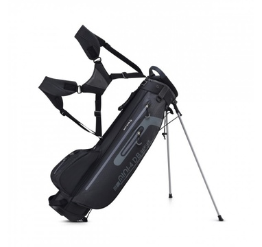 TimeForGolf - Bennington Stand bag Mini Waterproof Black/Grey