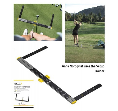 TimeForGolf - SKLZ SET UP TRAINER
