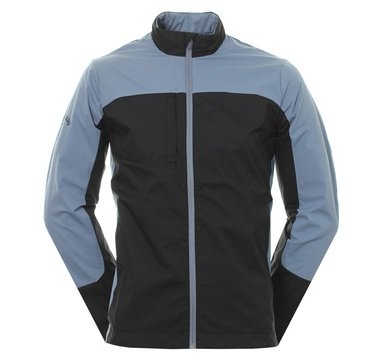 TimeForGolf - Callaway bunda Block Full Zip Long Sleeve černo modrá