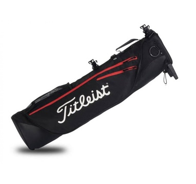 TimeForGolf - Titleist bag pencil Premium Carry černý