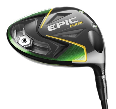 TimeForGolf - Callaway driver Epic Flash