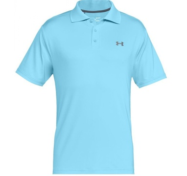 TimeForGolf - Under Armour polo Performance světle modré