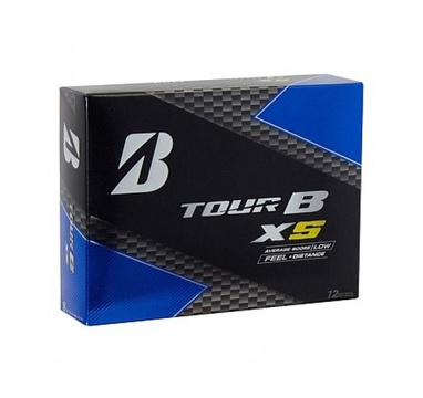 TimeForGolf - Golfové míče Bridgestone Tour B XS Yellow