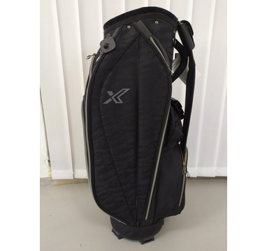 TimeForGolf - XXIO bag cart Japanese Limited Edition Black černý