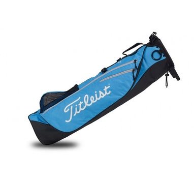 TimeForGolf - Titleist bag pencil Premium Carry černo modrý