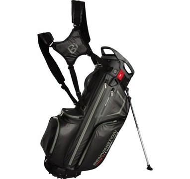 TimeForGolf - Bennington Stand bag TANTO 14 Water Resistant Black