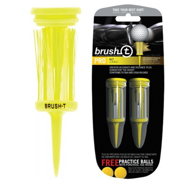 Time For Golf - vše pro golf - Golfers club brush tee XLT