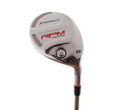 TimeForGolf - Adams RPM Low-Profile fervejové dřevo