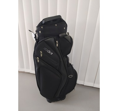 TimeForGolf - XXIO bag cart Hybrid Black/Grey černý