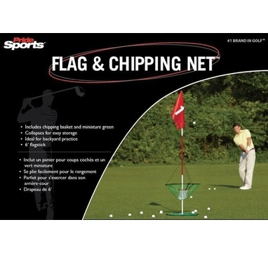 TimeForGolf - Pride Sports Flag and Chipping net