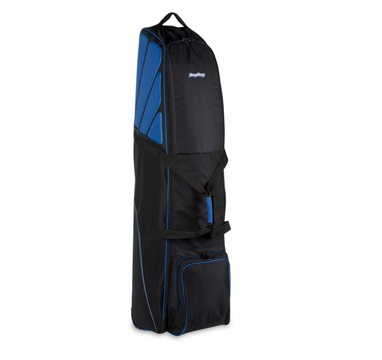 TimeForGolf - Bag Boy T 650 Travel cover Black / Royal