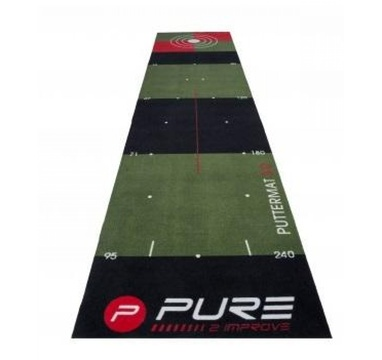 TimeForGolf - PURE 2 IMPROVE puttovací koberec Putting Mat 65x500cm