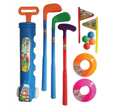 TimeForGolf - NEW IMPROVED KIDDIES GOLF SET