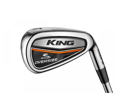 TimeForGolf - Cobra set KING OVERSIZE 5-SW graphite UST Recoil lite RH