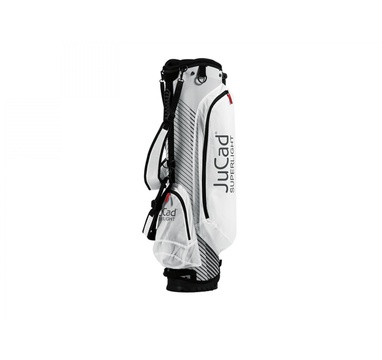 TimeForGolf - JuCad bag cart 2 in 1 Superlight bílo černý
