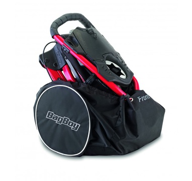 TimeForGolf - Bag Boy Tri Swivel Dirtbag Dirt Bag for Tri Swivel Carts