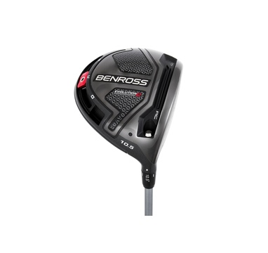 TimeForGolf - Benross driver Evolution R 10,5° graphite KuroKage