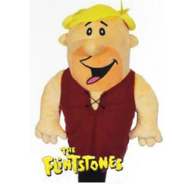 TimeForGolf - Winning Edge headcover Barney Rubble