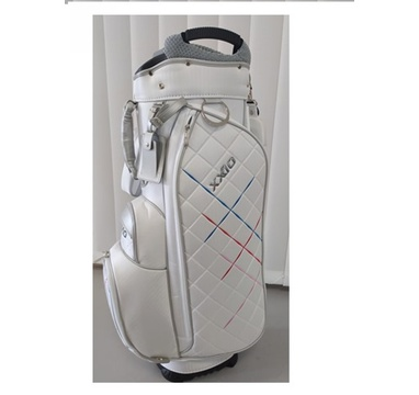 TimeForGolf - XXIO W bag cart Hybrid White Lady bílý