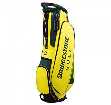 TimeForGolf - Bridgestone bag stand Light CBG717 žluto zelený