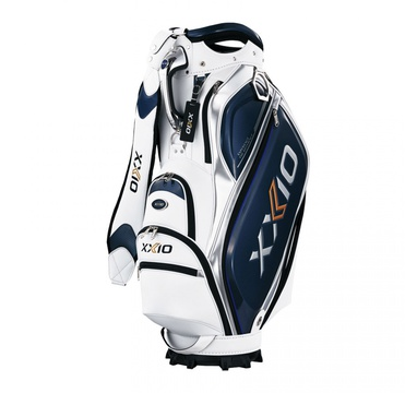 TimeForGolf - XXIO bag staff Replica White/Navy bílo tm.modrý