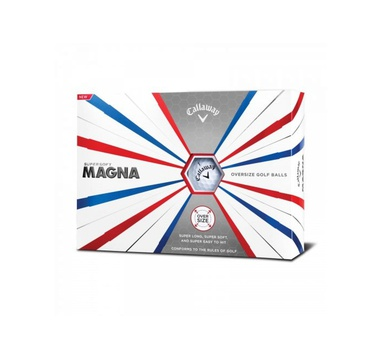 TimeForGolf - Callaway balls Supersoft Magna 2-plášťový 3ks