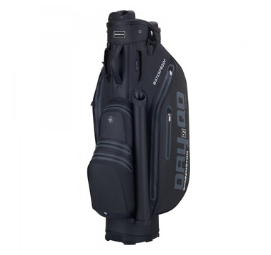TimeForGolf - Bennington Cart Bag Dry QO 9 Waterproof Black