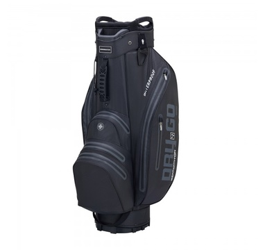 TimeForGolf - Bennington Cart Bag Dry 14+1 GO Waterproof Black