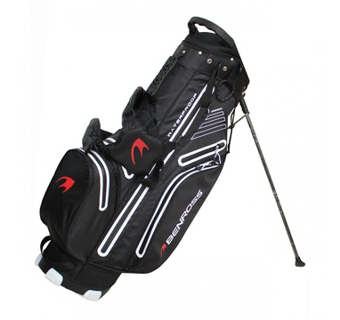 TimeForGolf - Benross bag stand HTX Comp Waterproof černý