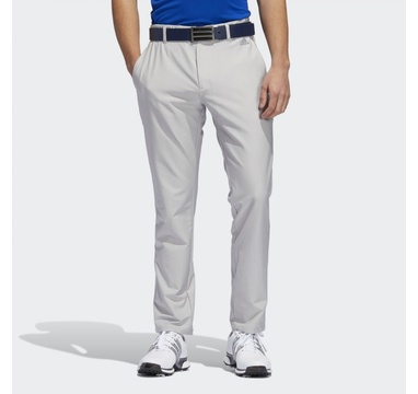 TimeForGolf - Adidas kalhoty Ultimate365 Competition Tapered šedé