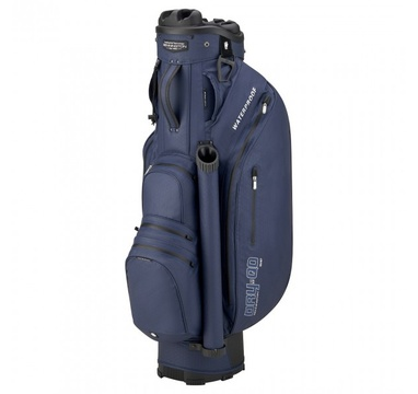 TimeForGolf - Bennington Cart Bag Dry QO 9 Waterproof Navy