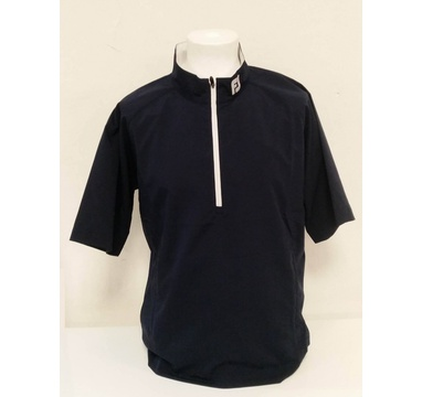 TimeForGolf - FootJoy bunda Performance Half-Zip tmavě modrá S