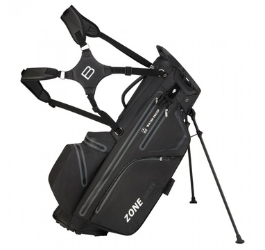 TimeForGolf - Bennington Stand bag ZONE Waterproof Black