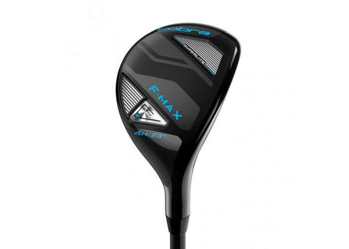 TimeForGolf - Cobra W hybrid F-Max Superlite #5 25° graphite Cobra Superlite 50 ladies RH