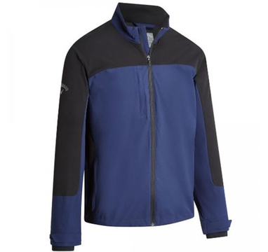 TimeForGolf - Callaway bunda Block Full Zip Long Sleeve tmavě modrá