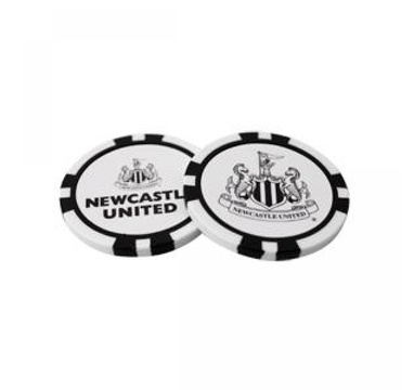 TimeForGolf - Premier League markovátko poker chip NEWCASTLE UNITED