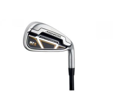 TimeForGolf - Benross set HTX Compressor Gold 5-GW graphite KuroKage senior RH