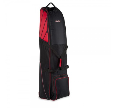 TimeForGolf - Bag Boy T 650 Travel cover Black / Red