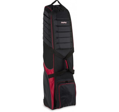 TimeForGolf - Bag Boy T 750 Travel cover Black / Red