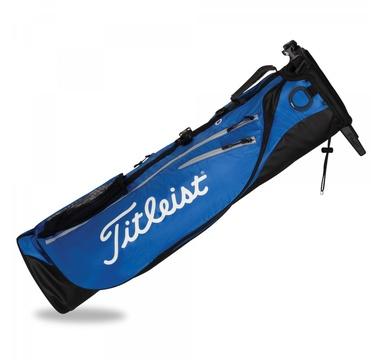 TimeForGolf - Titleist bag pencil Premium Carry - modrý