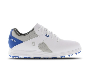 TimeForGolf - FootJoy Jr boty Junior 21 - bílo modré