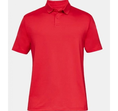 TimeForGolf - Under Armour polo Crestable Performance 2.0 červené